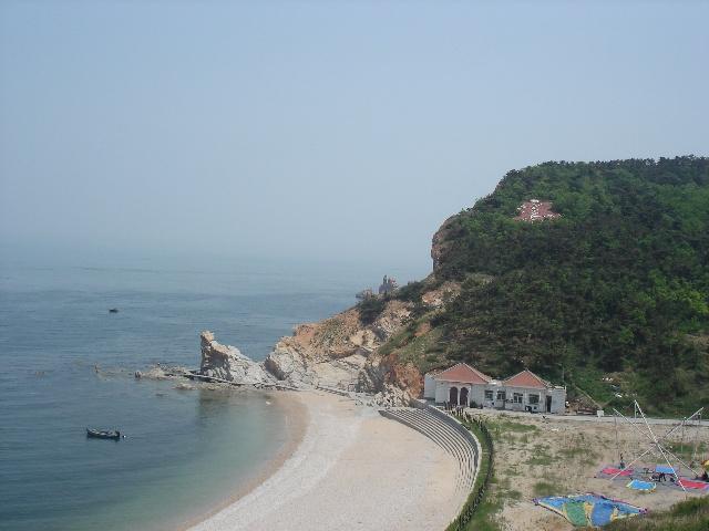 山东旅游 六[长岛(九丈崖,月牙湾),蓬莱仙阁,八仙过海