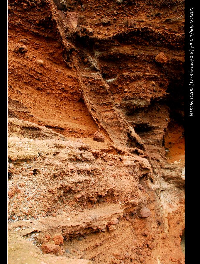 涠洲岛与火山岩