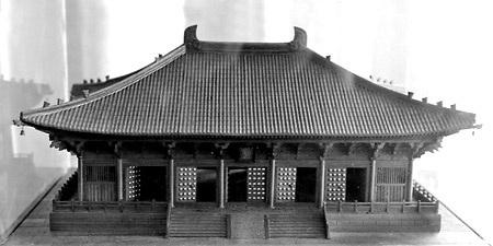 及其以前的木结构建筑