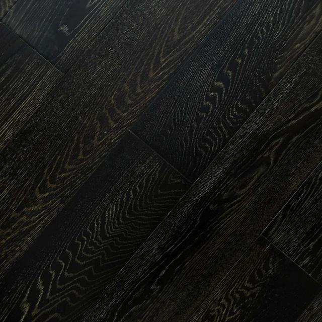 黑色木纹理贴图