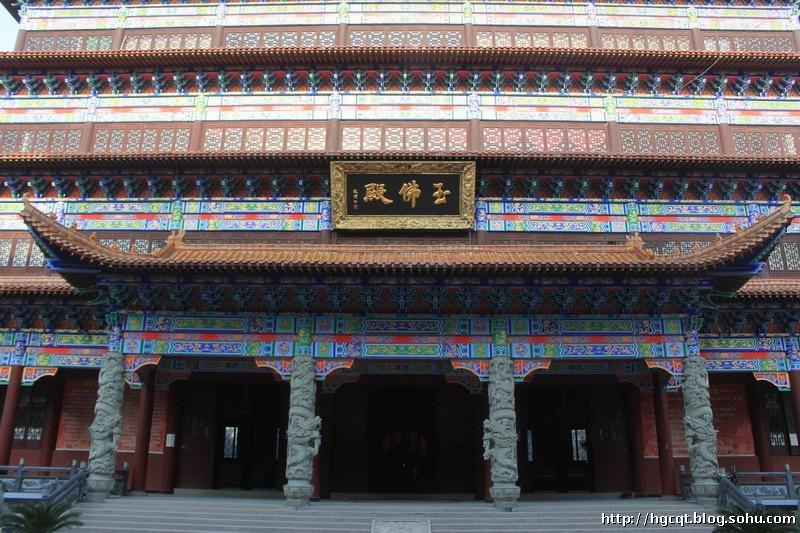 P13 荆州章华寺玉佛殿