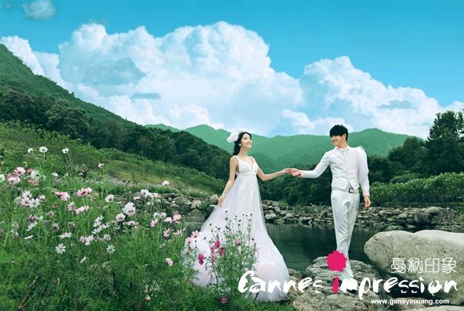 最美的欧式婚纱照应该怎样选择婚纱呢?