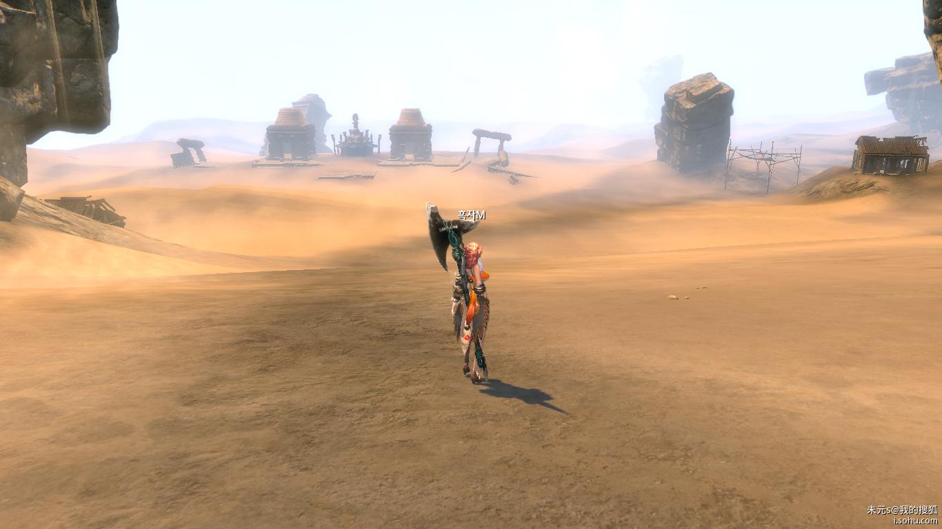 水恩3测前期总结报告【主要是沙漠风景】
