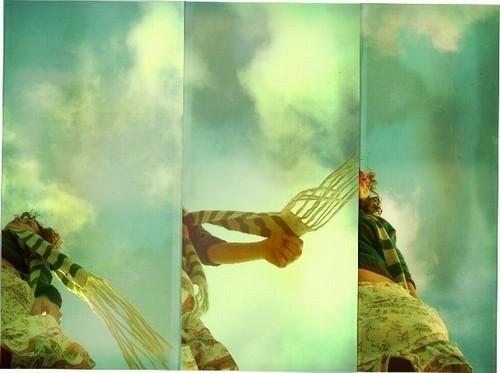 那些 系列之四仰望天空