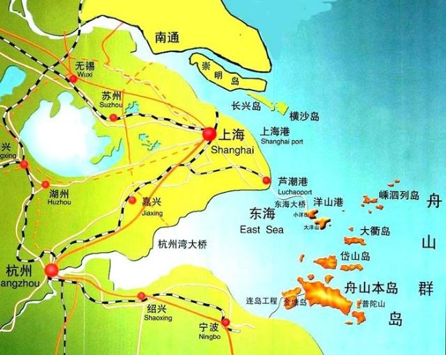 舟山的海岛自然景色,蕴藏着丰富的旅游资源,现已开辟的两个国家级风