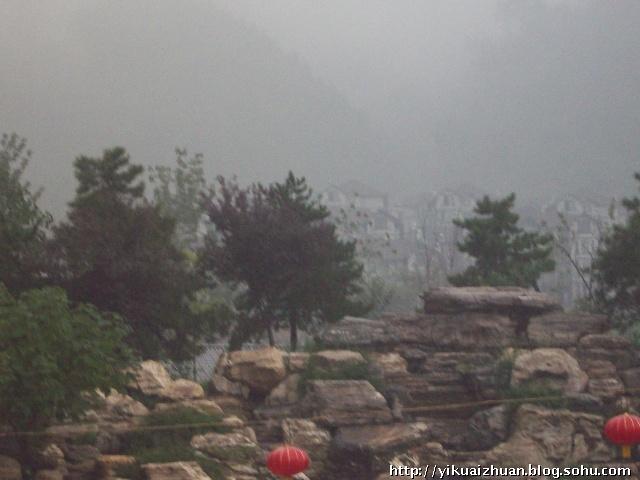 8月22日秦岭野生动物园游记
