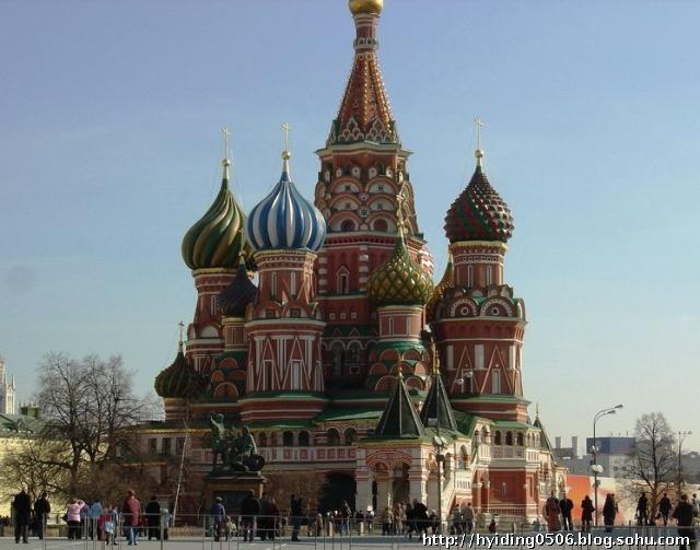 世界各国主要标志性建筑物