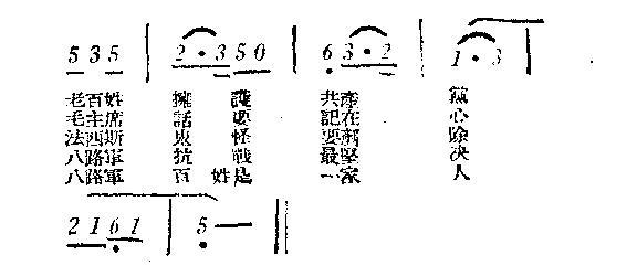 五支花-曲谱歌谱大全-搜狐博客