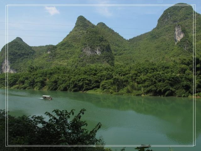 宜州小龙风景