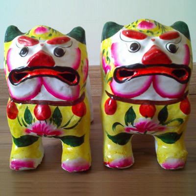 【胶东民俗】皮老虎