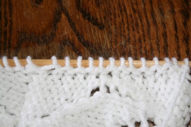 落叶披肩(钻石请进,上图解和结构图)-红酥手*编织
