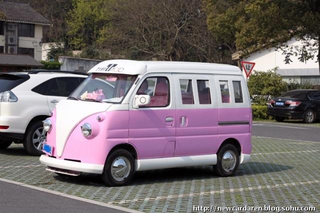 日本面包车房车
