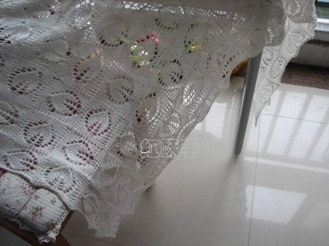落叶披肩(钻石请进,上图解和结构图)