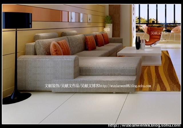 不完美的新生态视觉空 贵州铜仁地区玉屏文昌阁花园现代风格公寓设计图片