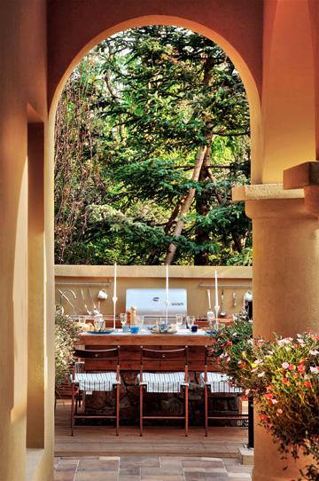 花园洋房小庭院30平米设计图展示
