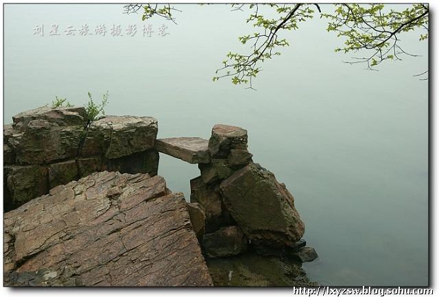 游览无锡太湖鼋头渚美景实拍