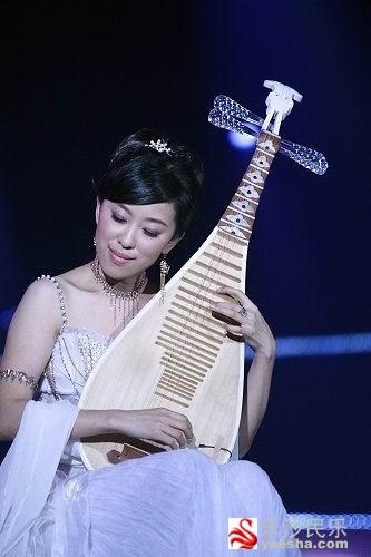 琵琶演奏家 赵聪