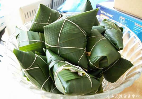 之一百四十二 不同地方的粽子的样子