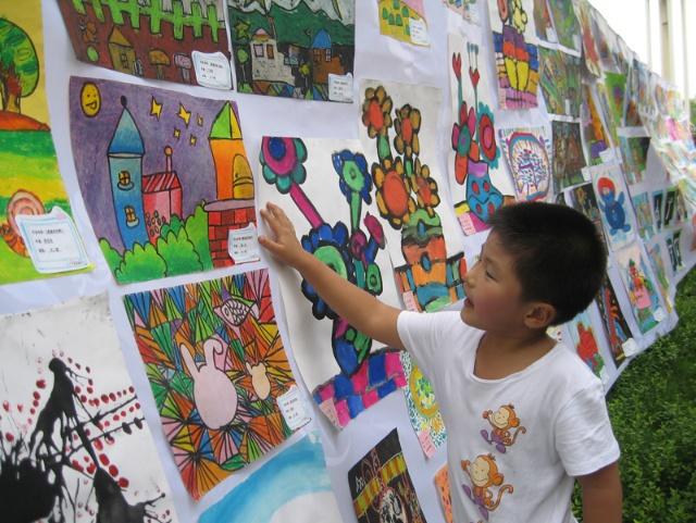 幼儿园五谷杂粮粘贴画手工制作大全图片