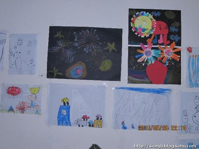 校园一角美术画 我的校园一角美术画 华师校园一角美术画
