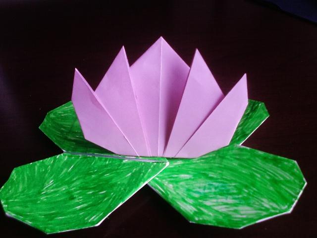 小班幼儿折纸简单