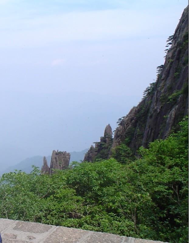 黄山行------黄山风景区