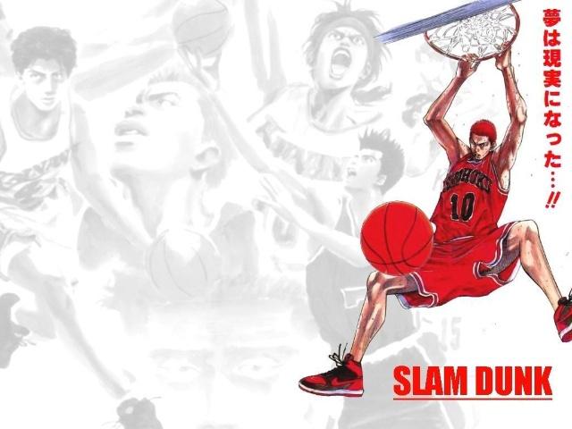 做为动漫《灌篮高手》中的男一号,湘北队的主力之一,这个高中一年级才