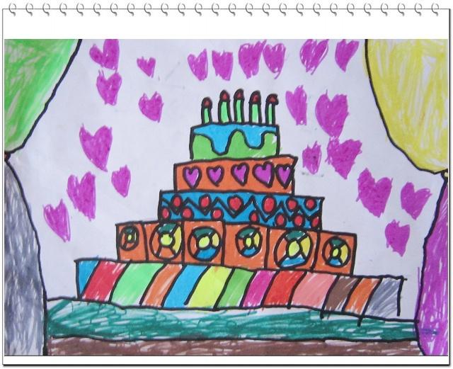 1我的生日大蛋糕