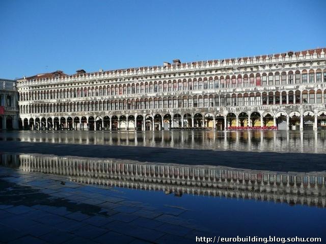 项目整体建筑采用现代欧式建筑风格