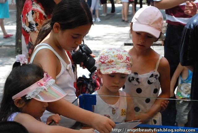 非常好笑,4个小女孩