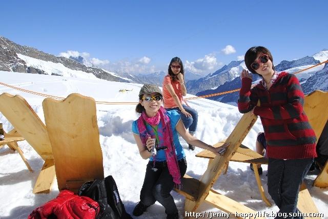 小时代四姐妹卡通图片_欧洲屋脊少女峰——Jungfrau雪山上撒欢儿的完美一天(图片)-Jenny ...