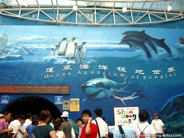 蓝色魅力 山东滨海之旅