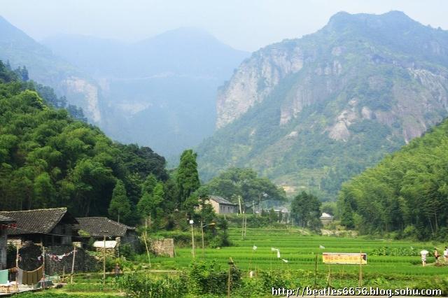 硐村乡风景