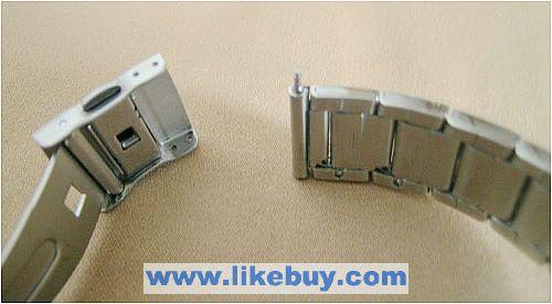 包钢金属表带之拆带教程
