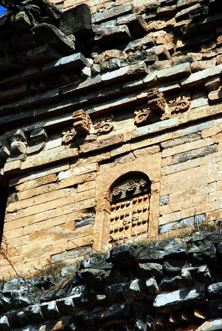 唐宋寺庙塔基构造图