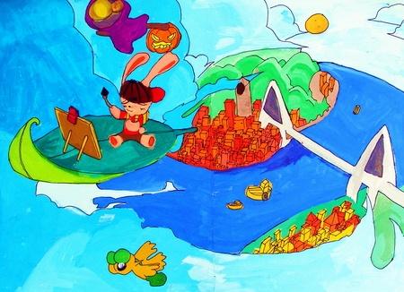 儿童画 450_326