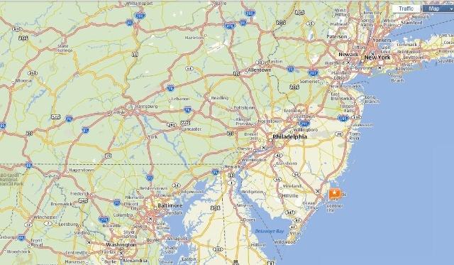 美国大西洋城 & 单边拥堵的武汉假日交通-水王-我的