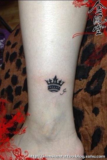 图腾莲花纹身 羽毛纹身 情侣心纹身 kt猫纹身
