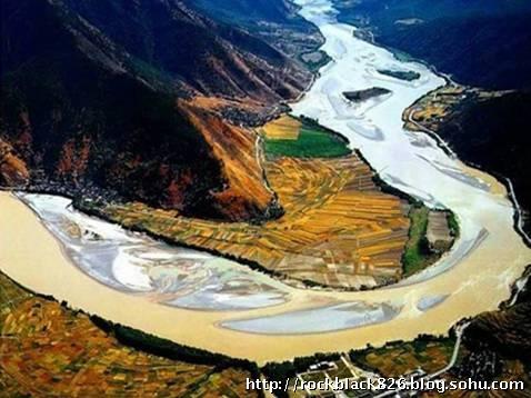 黎明傈僳族乡千龟山的丹霞地貌