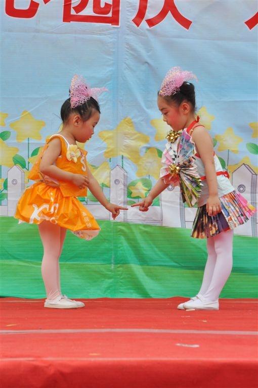 可爱小朋友舞蹈视频